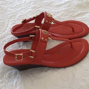 Tory bursh sandals